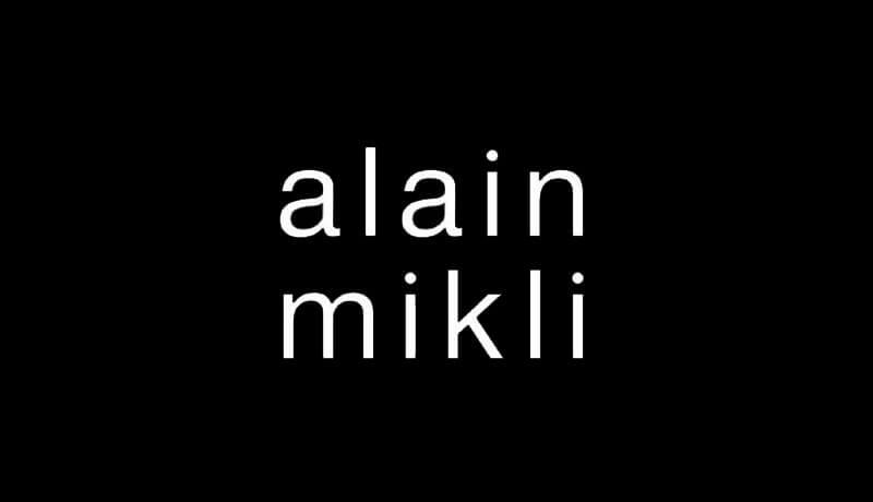 Lunettes Alain Mikli à STRASBOURG - Opticien Optique Jacques MARMET