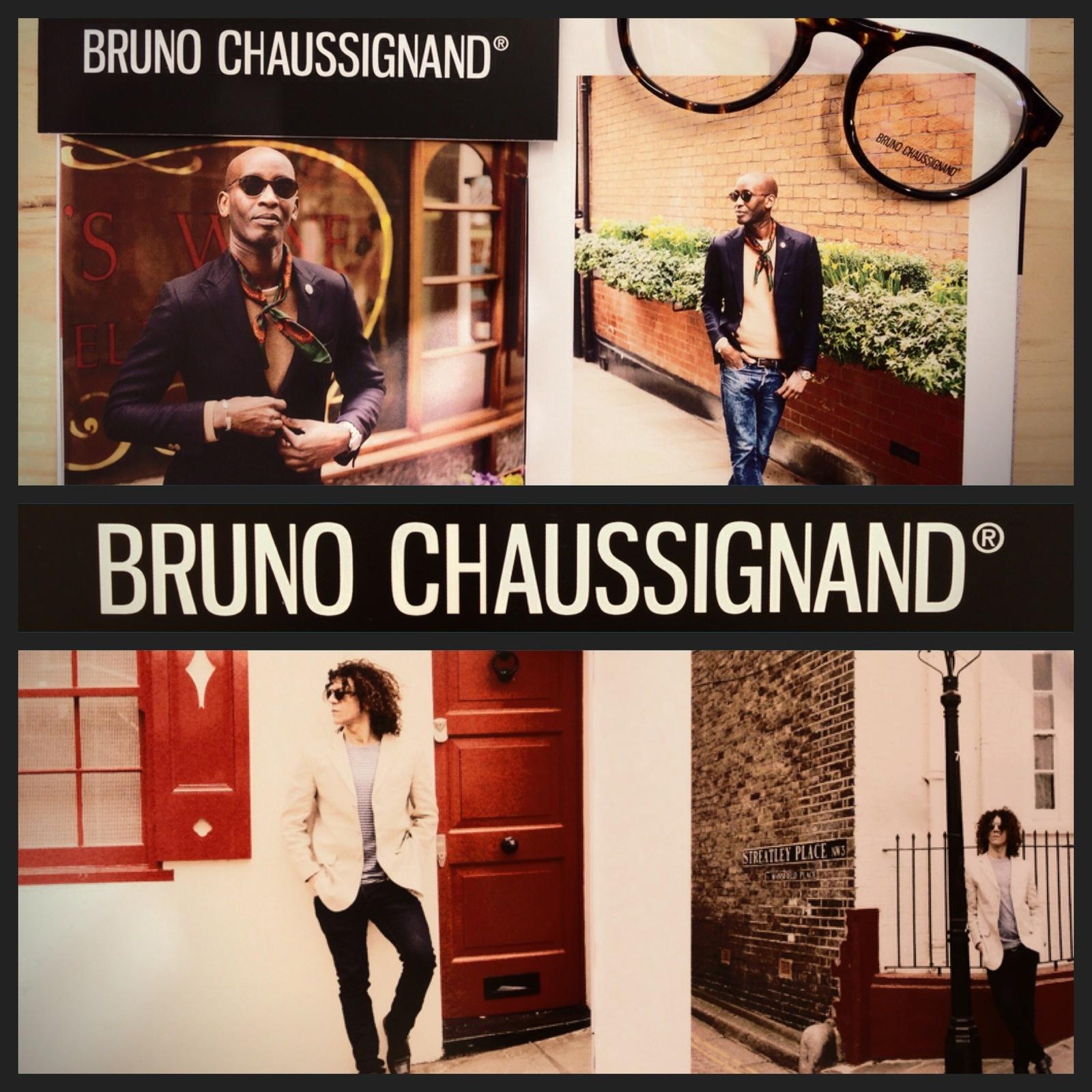 Lunettes Bruno Chaussignand à STRASBOURG - Opticien Optique Jacques MARMET