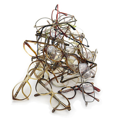 Donner vos anciennes lunettes - don de montures - Strasbourg