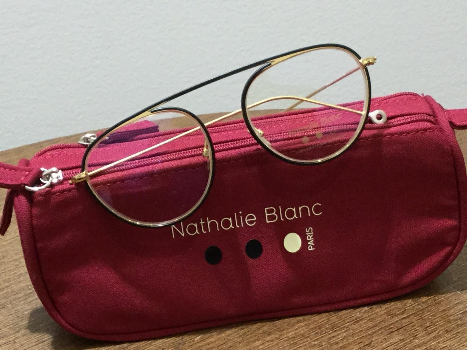 Monture 1 - Nathalie Blanc - Opticien STRASBOURG