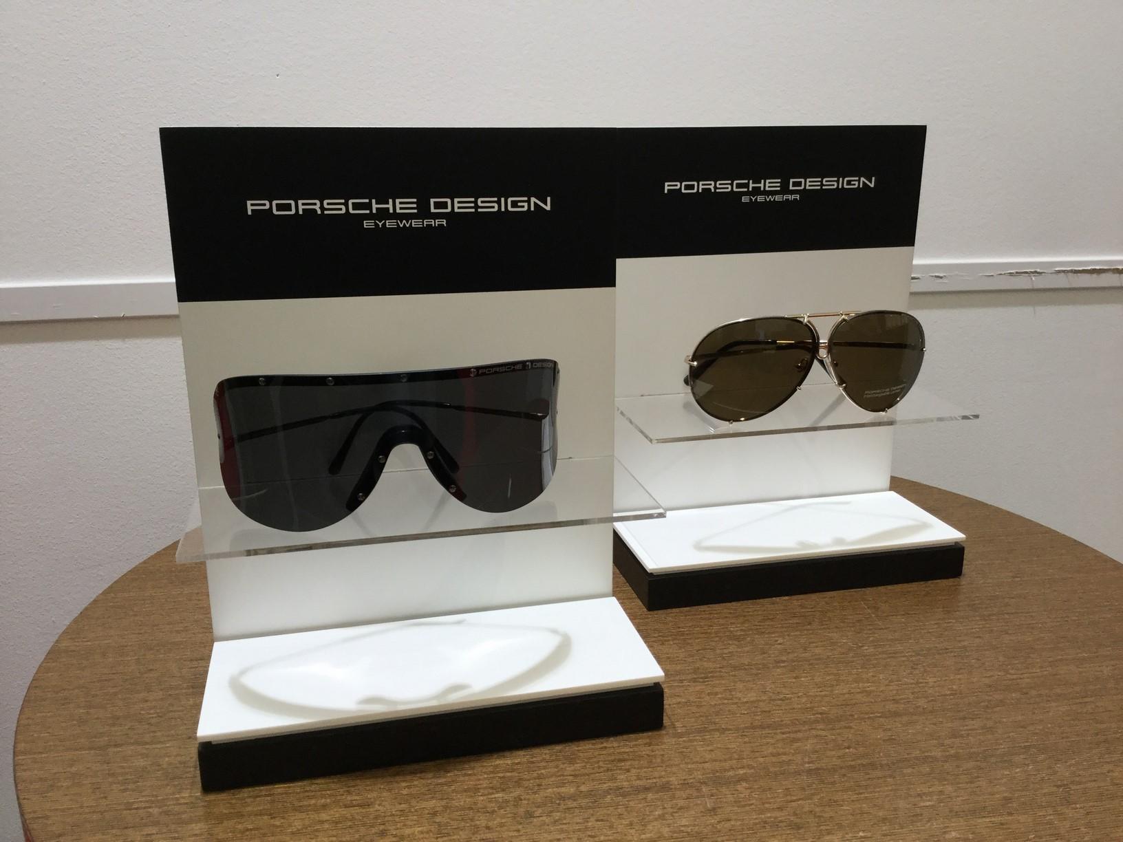 Monture 1 - Porsch Design - Opticien STRASBOURG